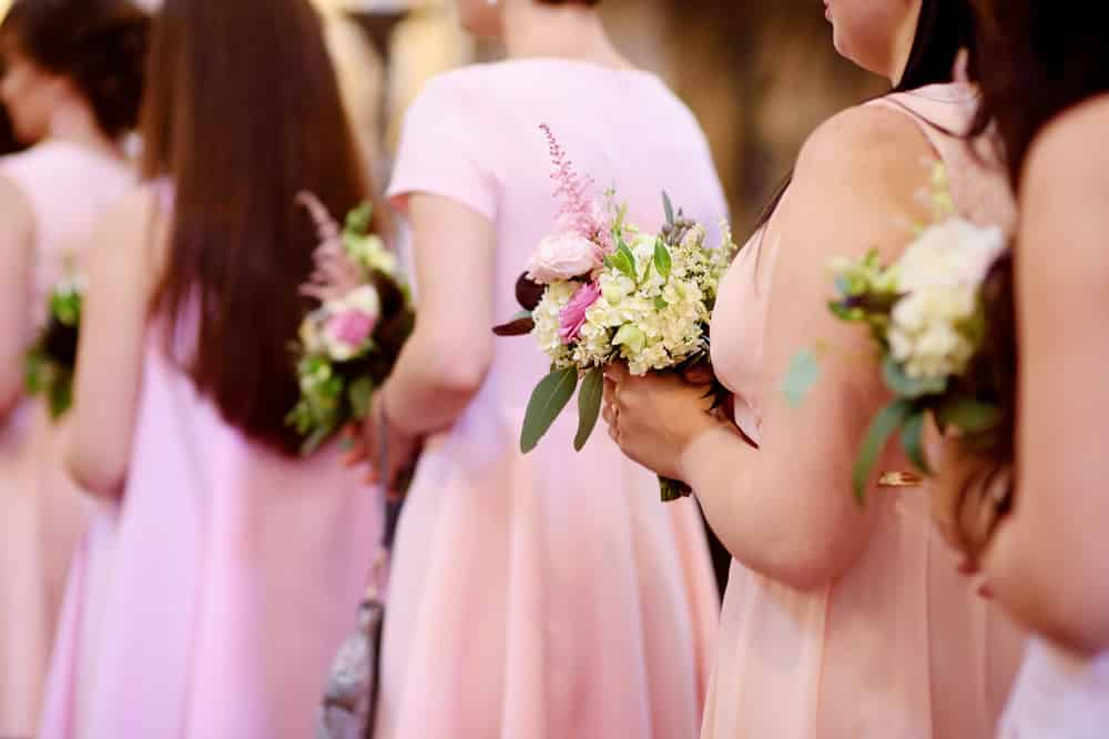 Choosing Your Maid of Honor