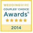 Levan's Catering 2014 WeddingWire Couples' Choice Awards