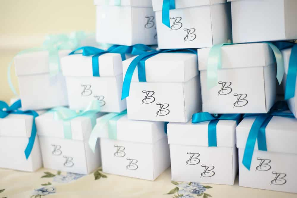 Wedding Favors - Levan's Catering